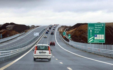 First highway link between Hungary and Romania to be inaugurated