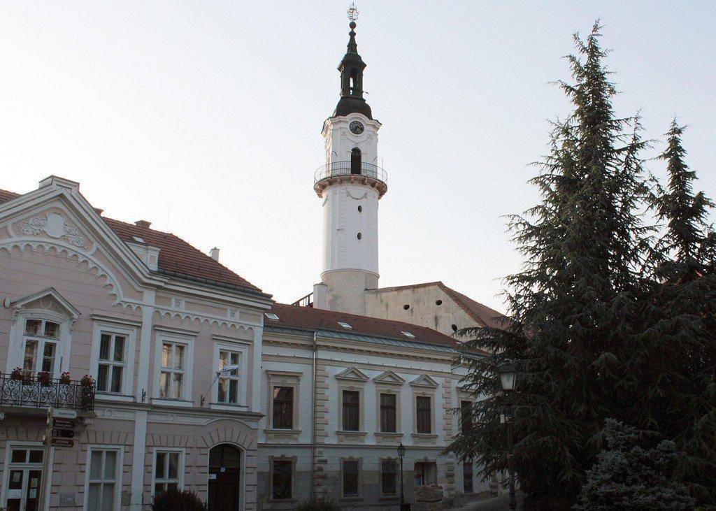 Veszprém city