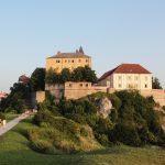Veszprém city castle