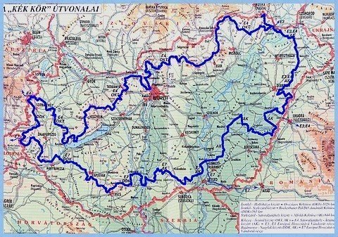 Popular Hungary tourist trail upgrade nears completion