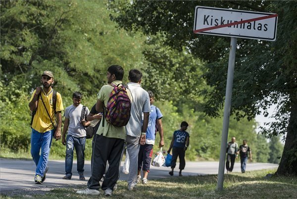 Hungary will stop immigrants with brutal laws in a few days