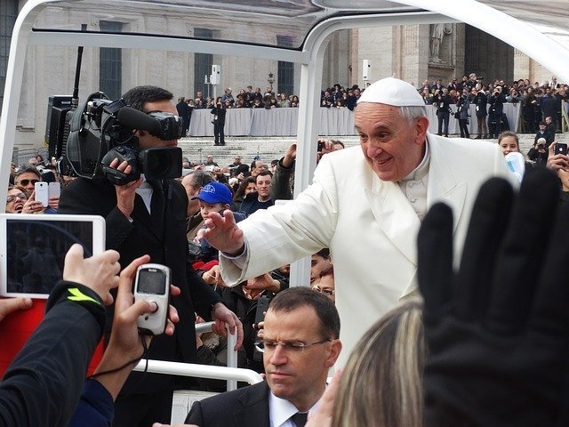 Pope Francis Budapest