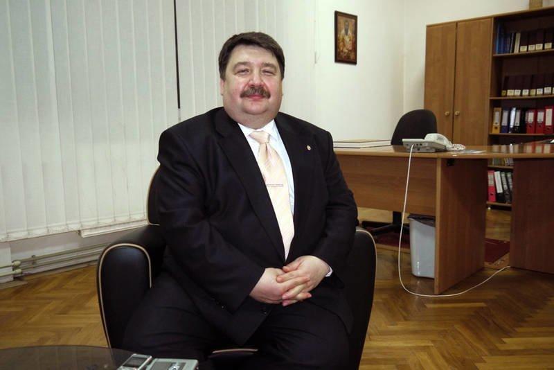 Hungarian diplomat gets Ukrainian award