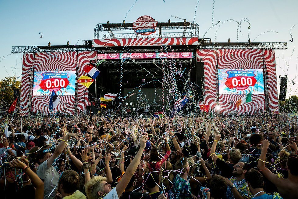 Sziget, VOLT win two European Festival Awards