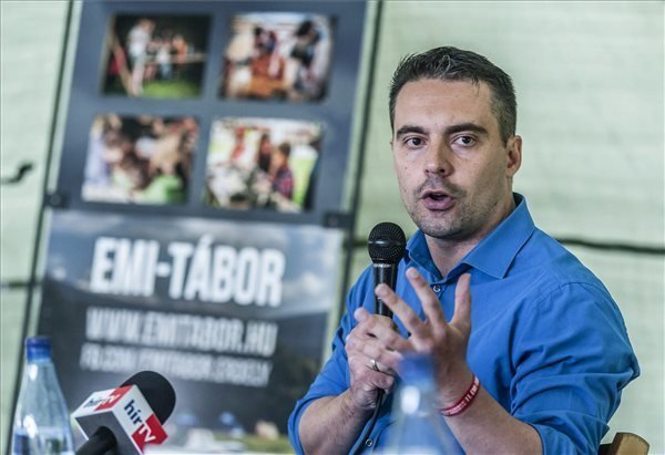 Jobbik only able to govern as people's party, Vona says