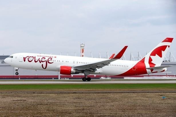 Air Canada Rouge flying whole year between Budapest and Toronto
