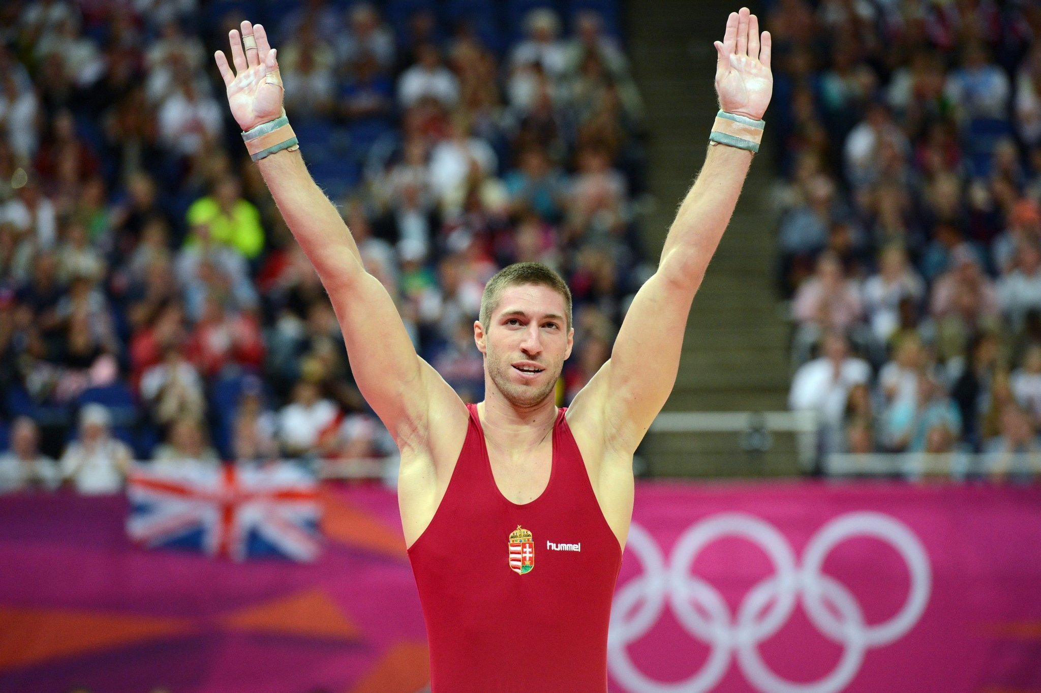Gymnastics element was named after Hungarian Olympic Champion Krisztián Berki