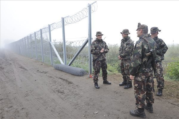 Romania summons Hungarian ambassador over border fence extension plans