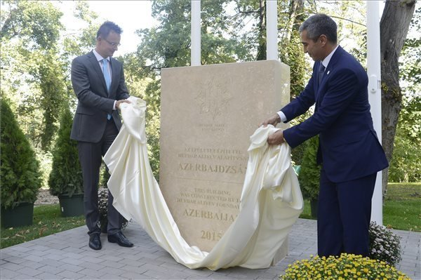 Azerbaijani-Hungarian friendship enables expansion of institute for blind children