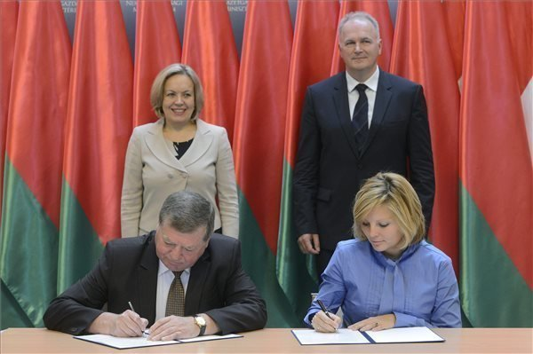 """Hungary-Belarus economic cooperation """"promising"""", says foreign ministry official"""