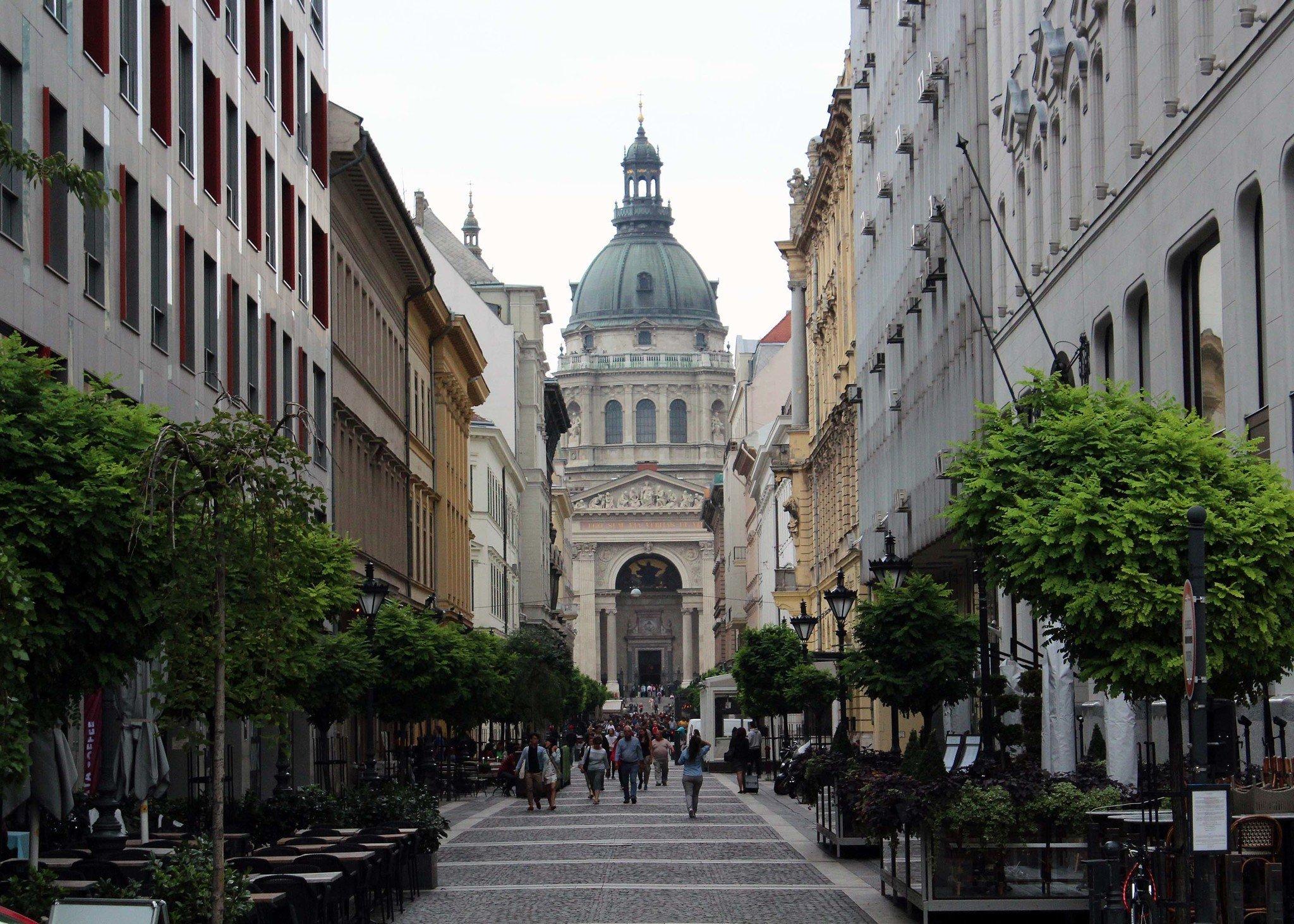 St. Stephen's Basilica budapest kató alpár