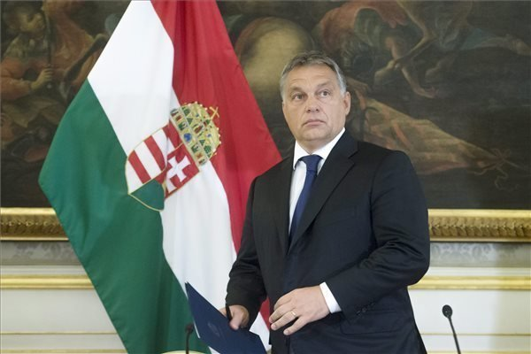 Viktor Orban chosen the most influential man of Europe