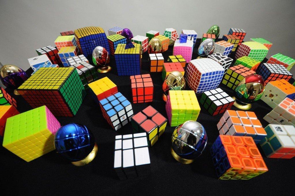 Rubik's Cube Rubik Ernő