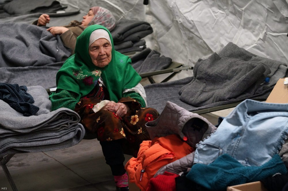 105-year-old Afghan immigrant arrived in Europe