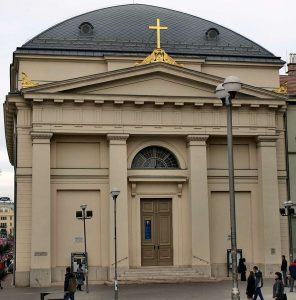 Lutheran church Deák