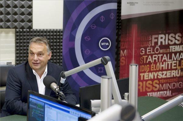 """Orban: Croatian PM attacks Hungary """"as his job"""""""
