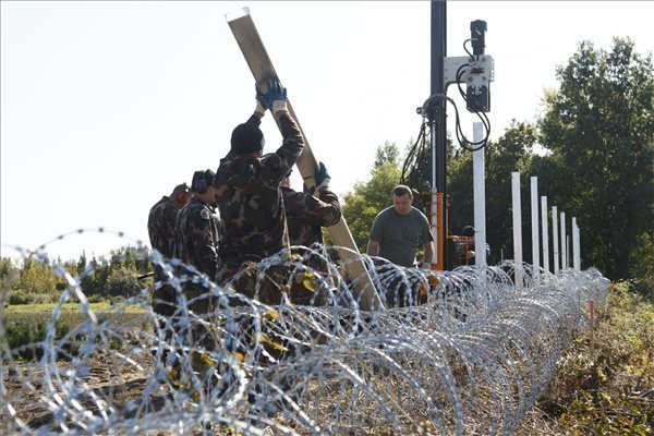 More than 4,700 troops mobilised for border work