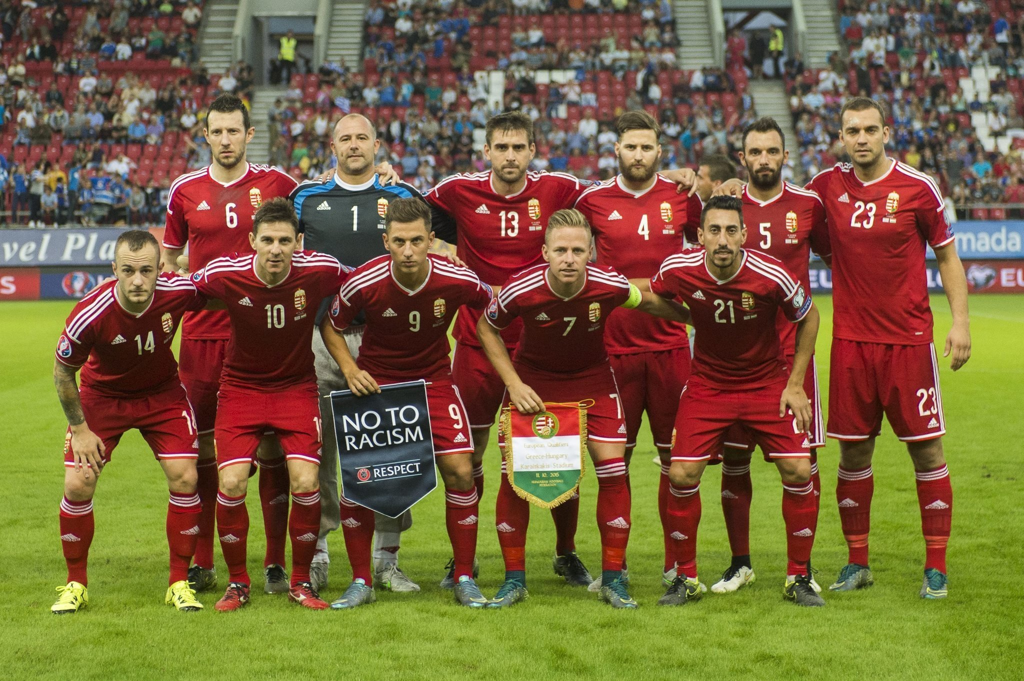 Hungary draw Norway in EURO 2016 play-offs