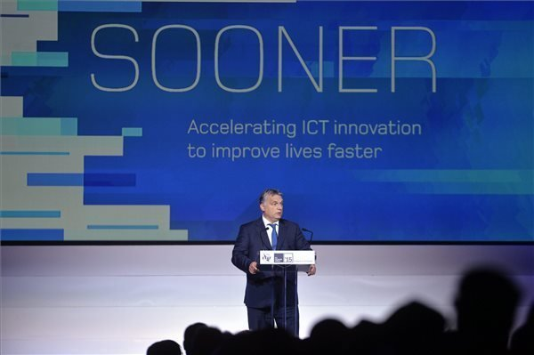 Orban: Central Europe's digital economy to rise in coming 10-15 years