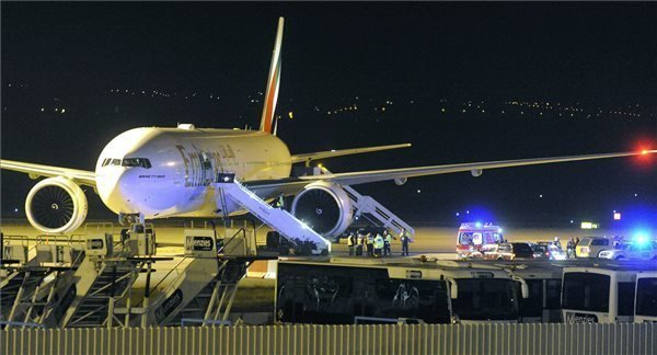 Budapest became an important target of air cargo