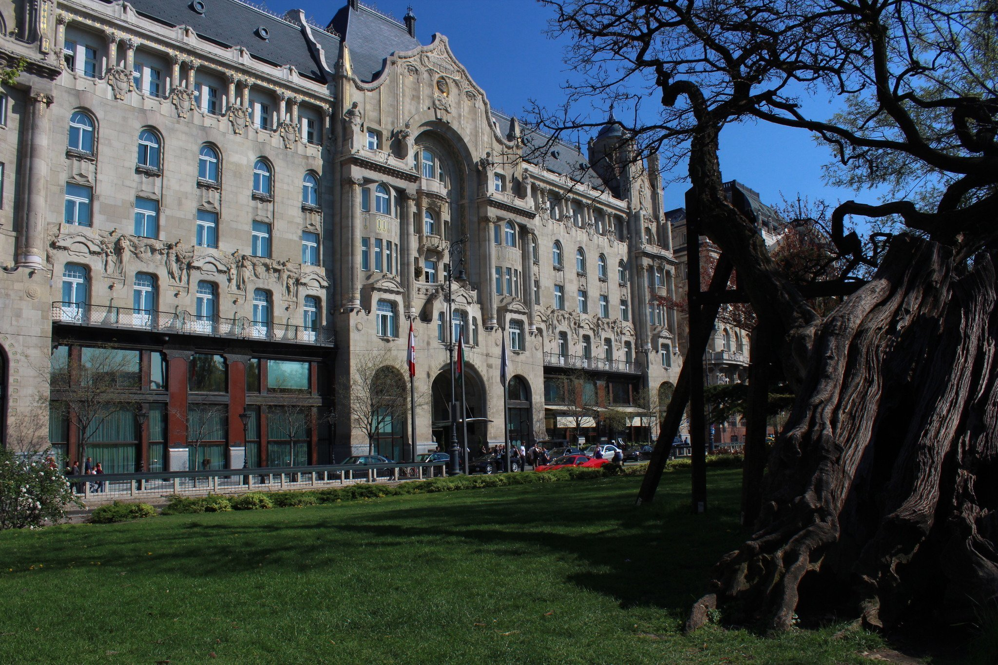 The Hungarian hotels' turnover has increased