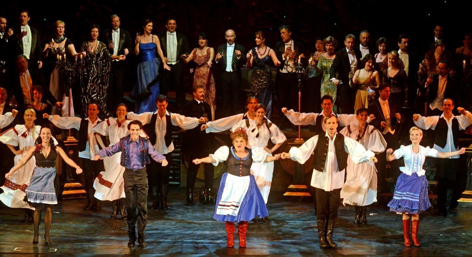 the day of the hungarian operetta daily news hungary