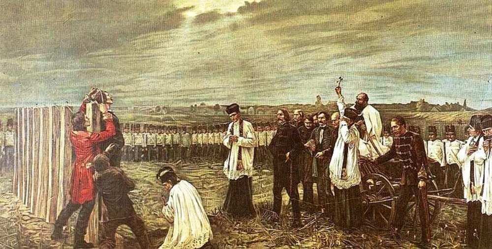 arad martyrs 1848-1849 october 6