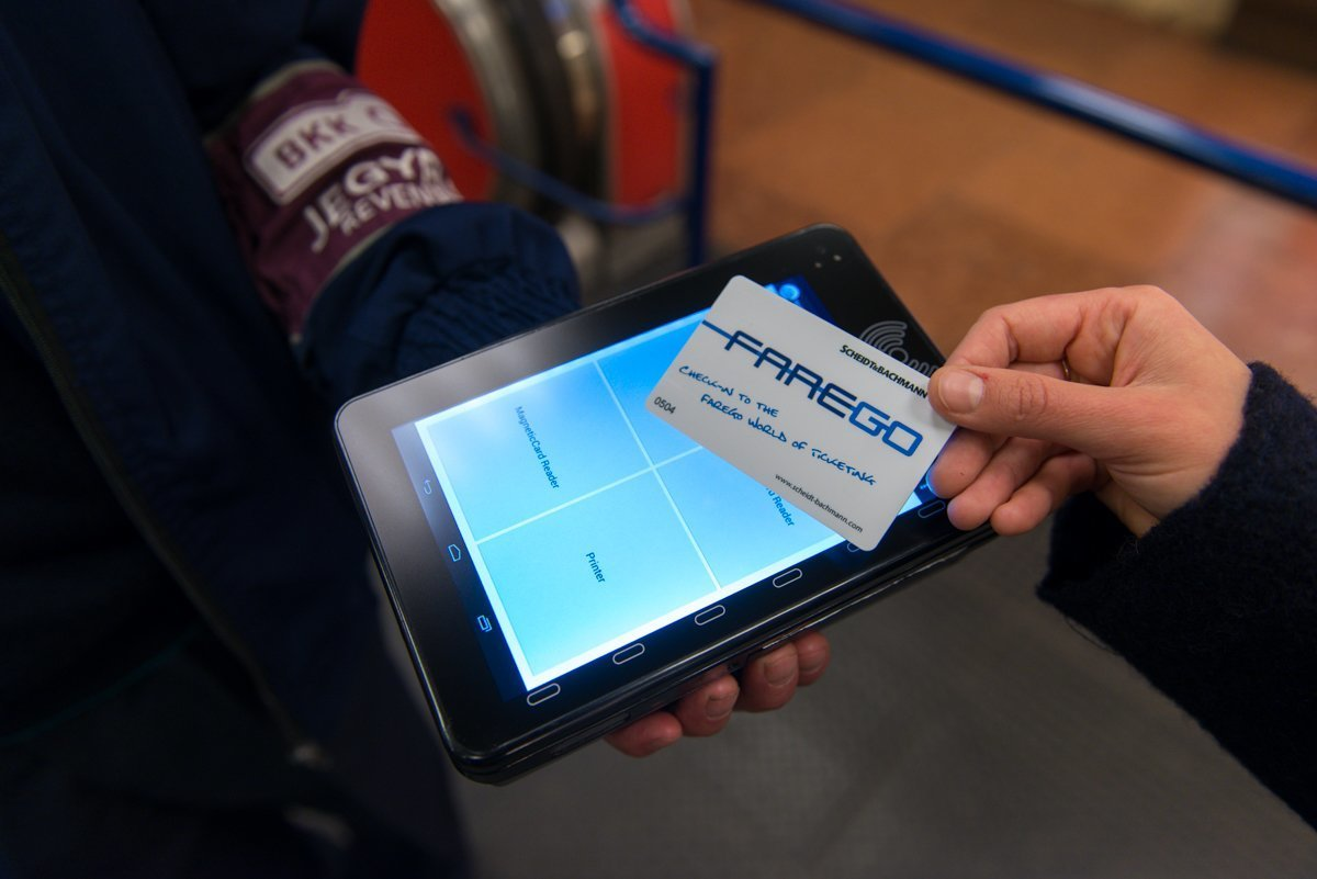 E-ticket system to be relaunched in Budapest