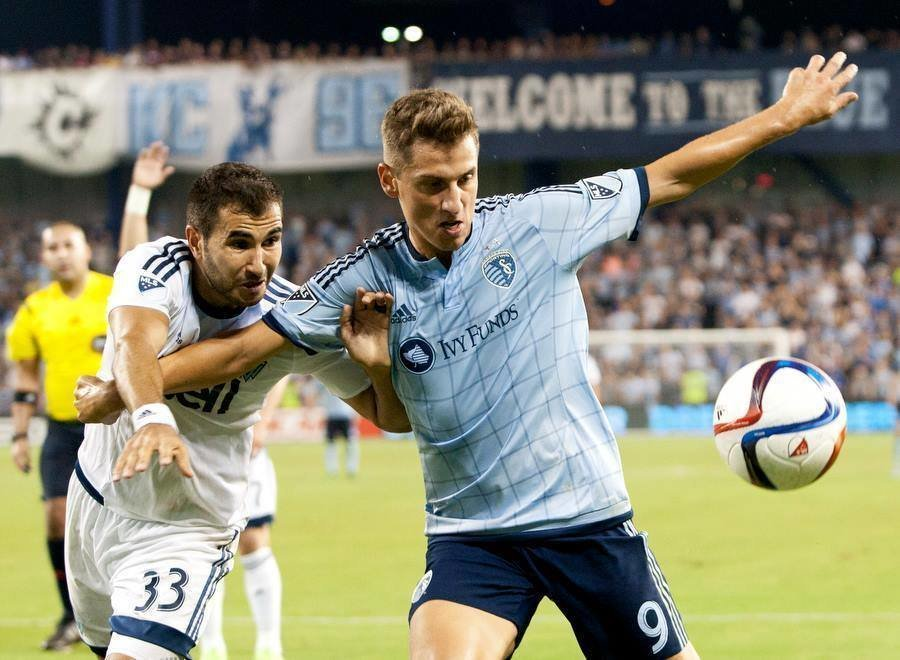 Hungarian striker wins MLS Goal of the Year