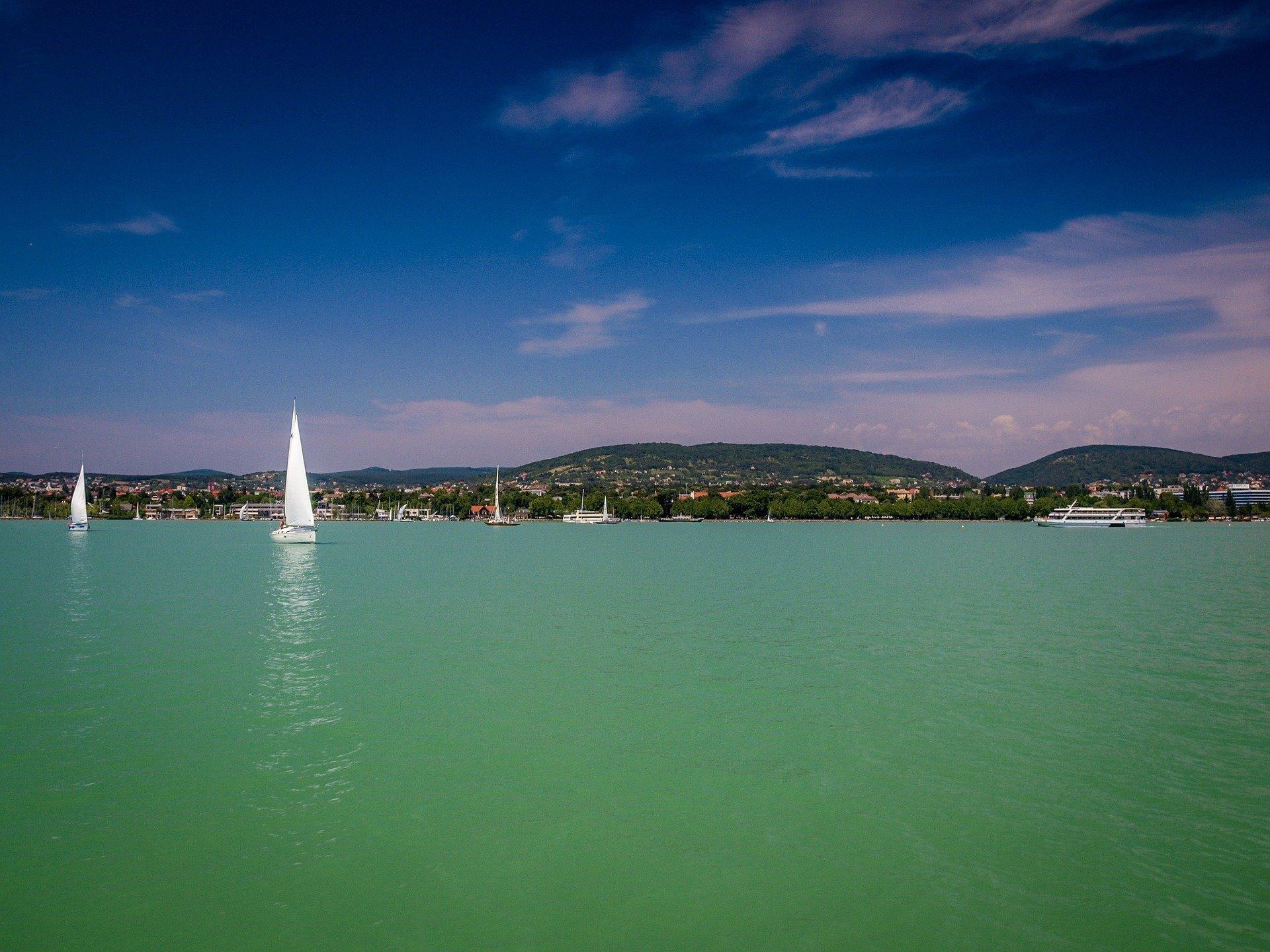 Balaton Hungary Lake