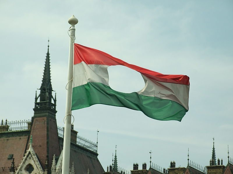 Programme guide for 23 October celebrations in Hungary