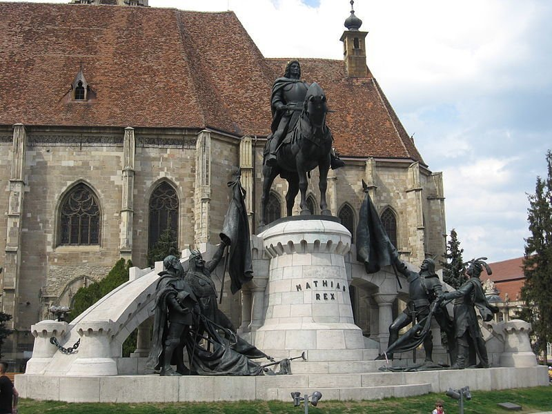 575th birth anniversary of Hungary's King Matthias