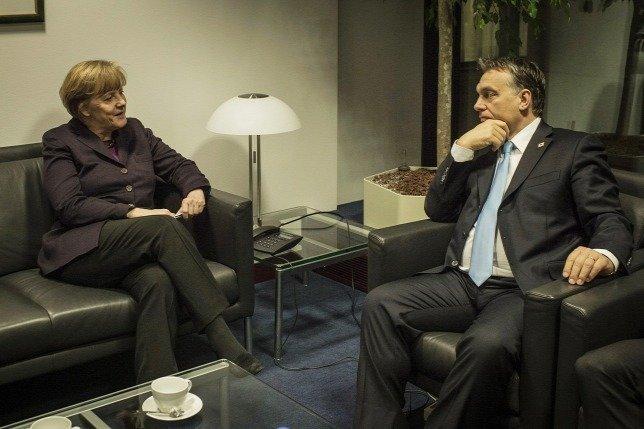 Angela Merkel criticized Viktor Orban behind closed doors