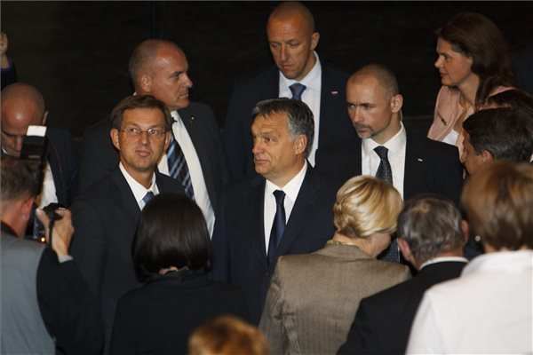 Orban in Slovenia – Hungarian PM warns of mass migration