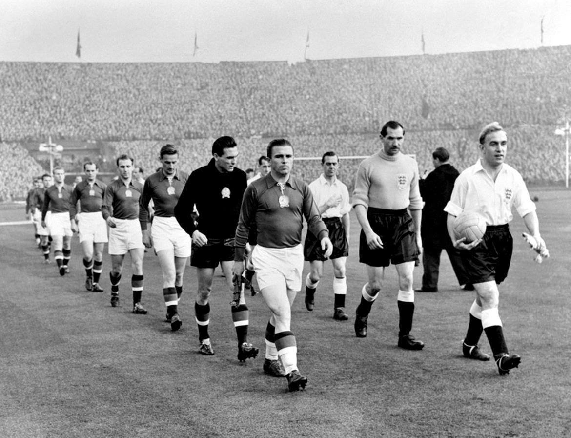 Today is the Day of the Hungarian Football – match of the century was 62 years ago at Wembley
