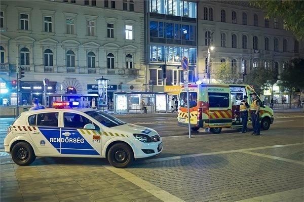 Paramedic stabbed in Heim Pal Children's hospital