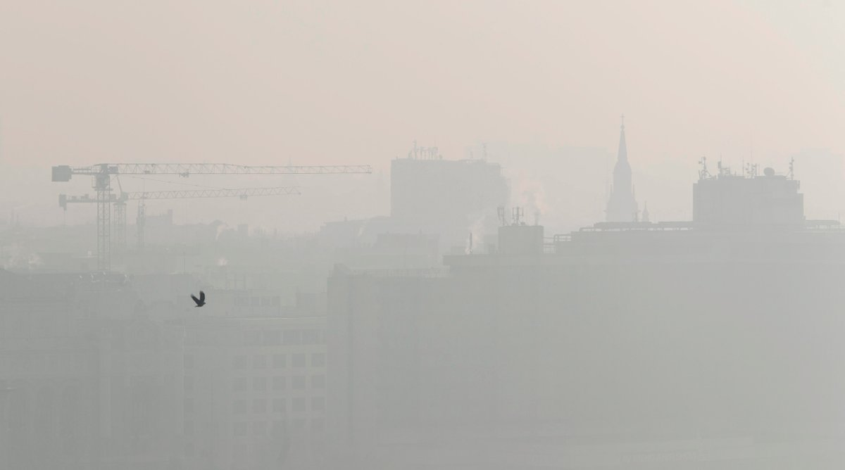 Air pollution at critical levels in Hungary