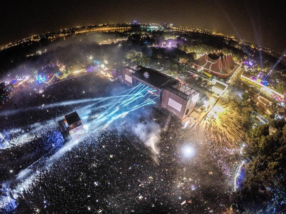 Sziget Festival announces the first names for 2017