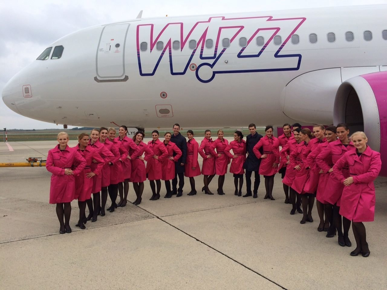 Hungarian Wizz Air was least punctual airline flying from UK last year