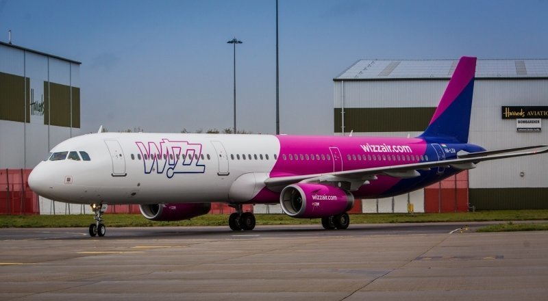 Wizz Air flight to London performs emergency stop after bird collision