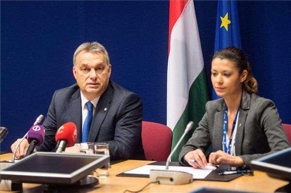EU summit – Orbán: Hungary wants voluntary relocation measures in EU-Turkey pact