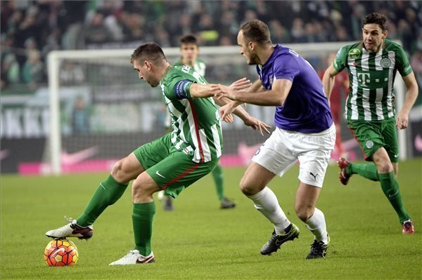 Hungarian derby: Ujpest beat FTC, trouble after the game – Photo Gallery