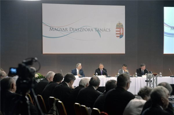 Hungarian Diaspora Council hold in Budapest