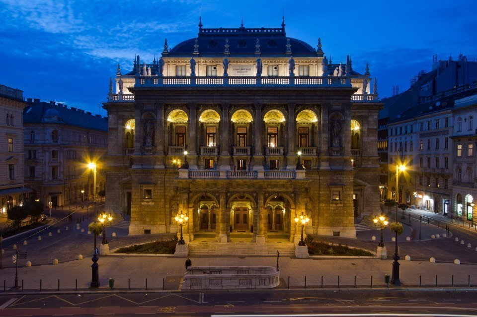 7 Hungarian artists among the world's most sought-after musicians in 2016, the State Opera is the busiest