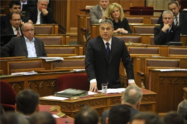 Orban: Hungary's public procurement law Europe's strictest