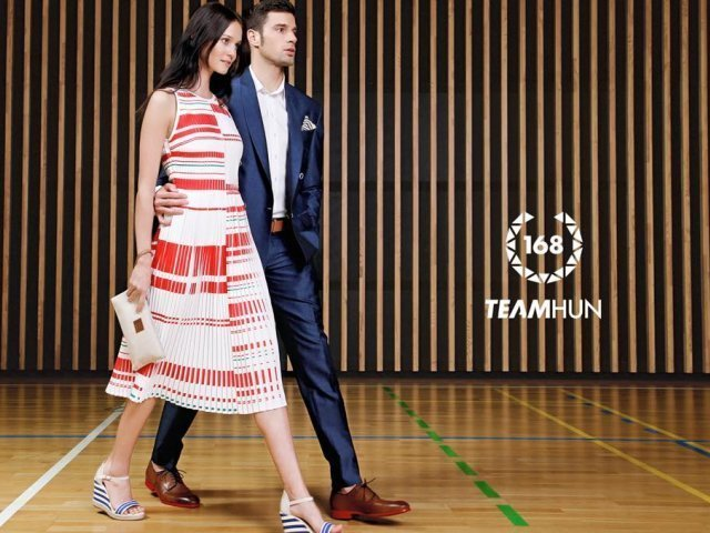 Team Hungary Olympic opening ceremony uniforms unveiled