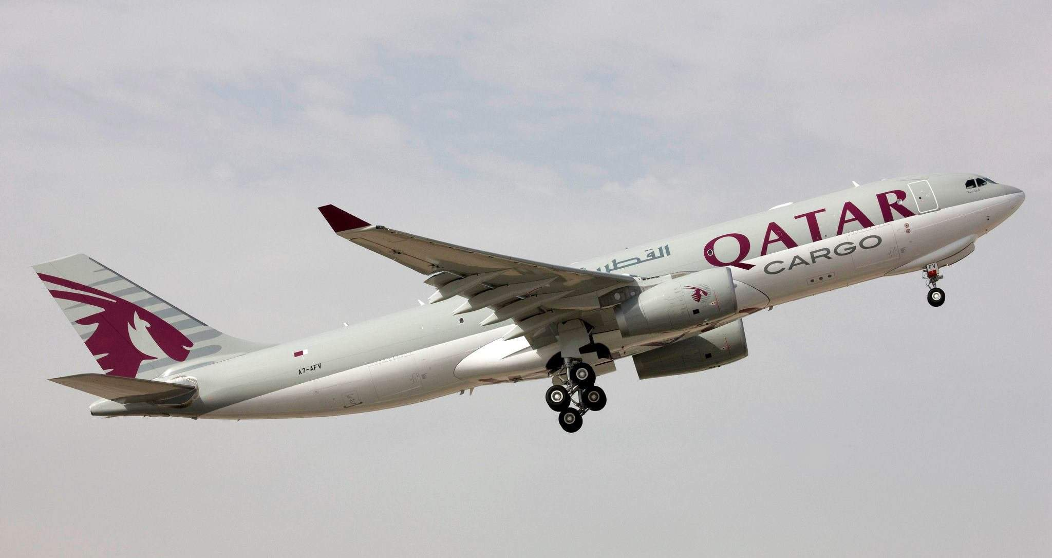 air travel, qatar