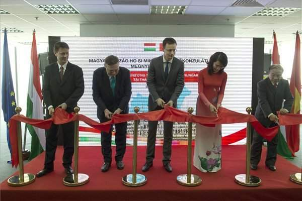 Hungary reopens consulate-general in Ho Chi Minh City - Daily News Hungary