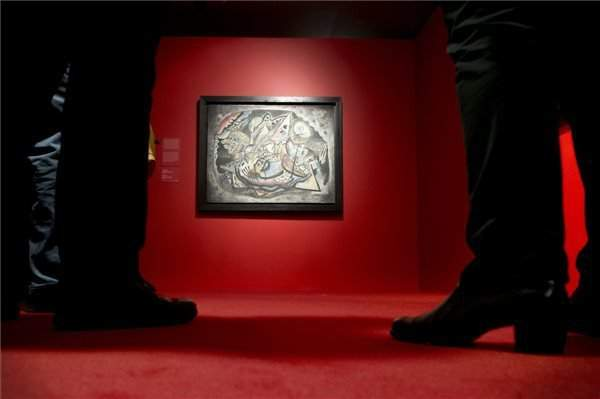 National Gallery shows Russian avant-garde from Yekaterinburg collection