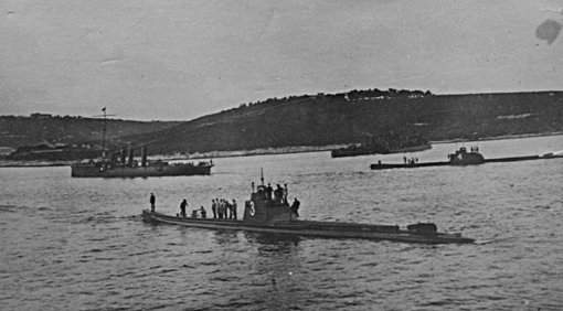 Glorious Hungarian submarines – Historical overview